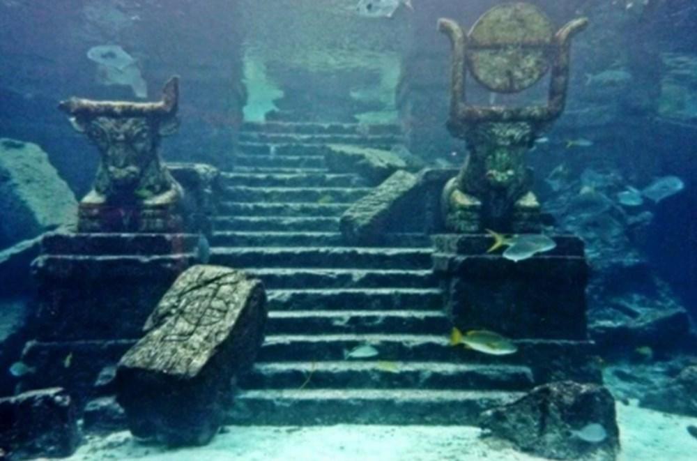 Mısır'ın Atlantisi'nde 2 bin 200 yıllık gemi enkazı bulundu - 6