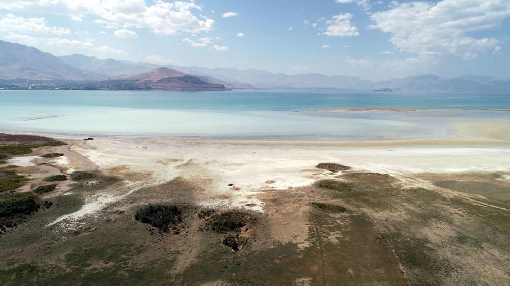 İklim değişikliğiyle Van Gölü büyük tehlike altında - 6