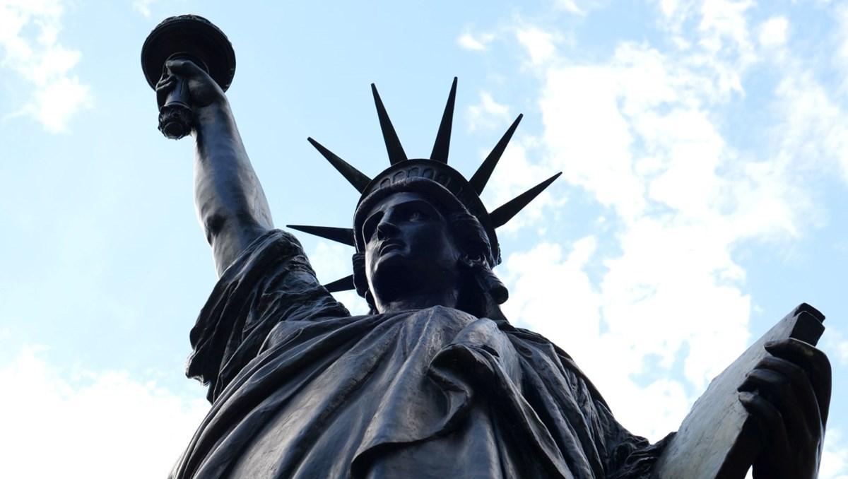Fransa'dan ABD'ye yeni Özgürlük Heykeli
