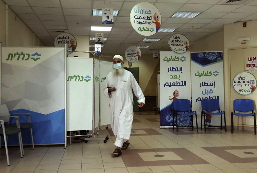 İsrail Covid-19'da 3. dozu zorunlu kılan ilk ülke oldu: 2 milyon aşı pasaportu tehlikede - 3