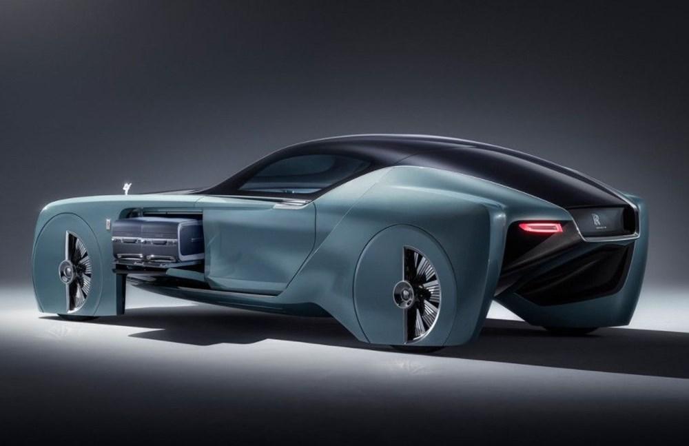 Rolls-Royce'un ilk elektrikli otomobili: İsmi açıklandı - 4