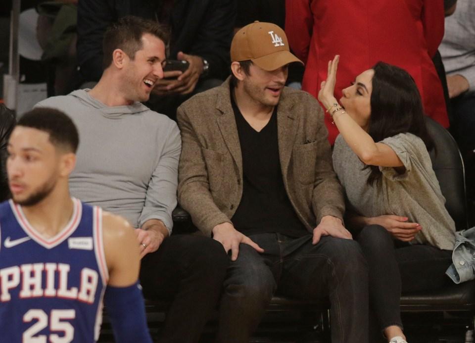 Sık sık maçlarda görüntülenen ünlü çift NBA tutkularıyla biliniyor.