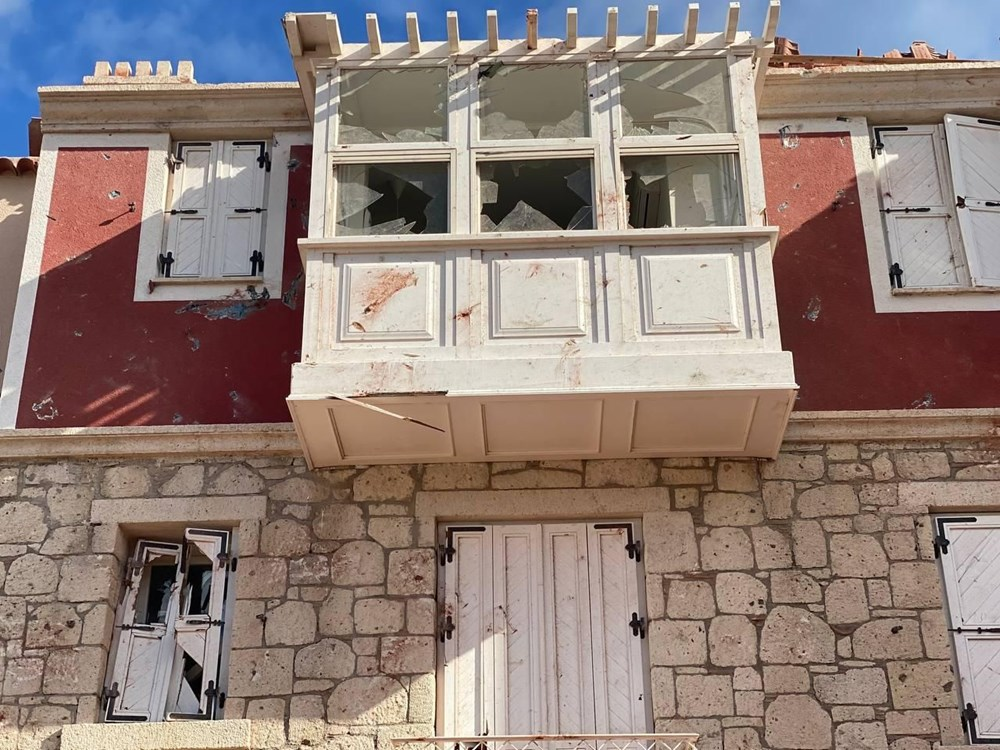 Hortumun vurduğu İzmir'den son kareler - 18