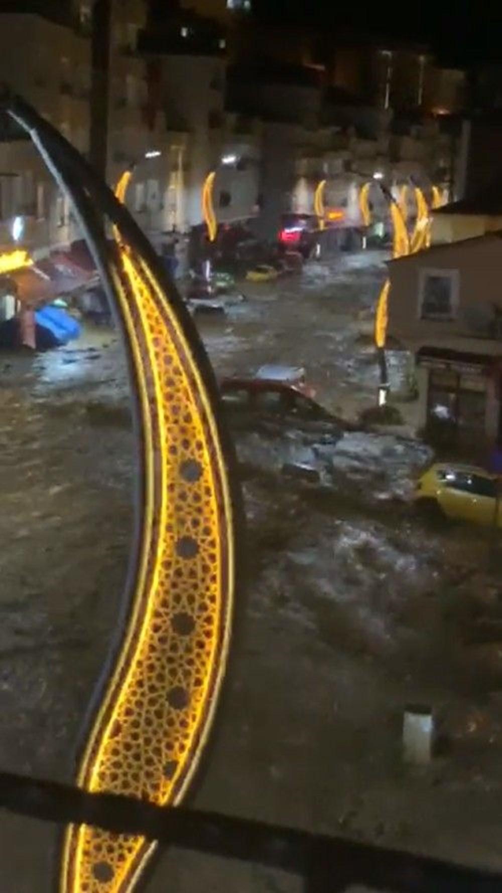 Giresun'u sel vurdu: 3 kişi hayatını kaybetti - 4