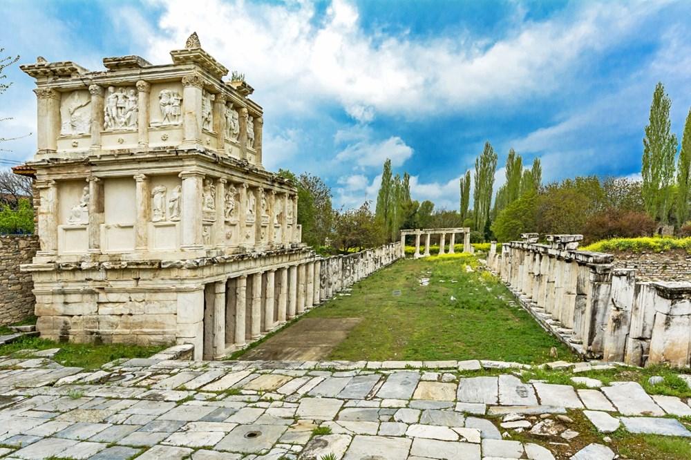 Türkiye'nin kültürel serveti: Ege'nin görkemli antik kentleri - 27