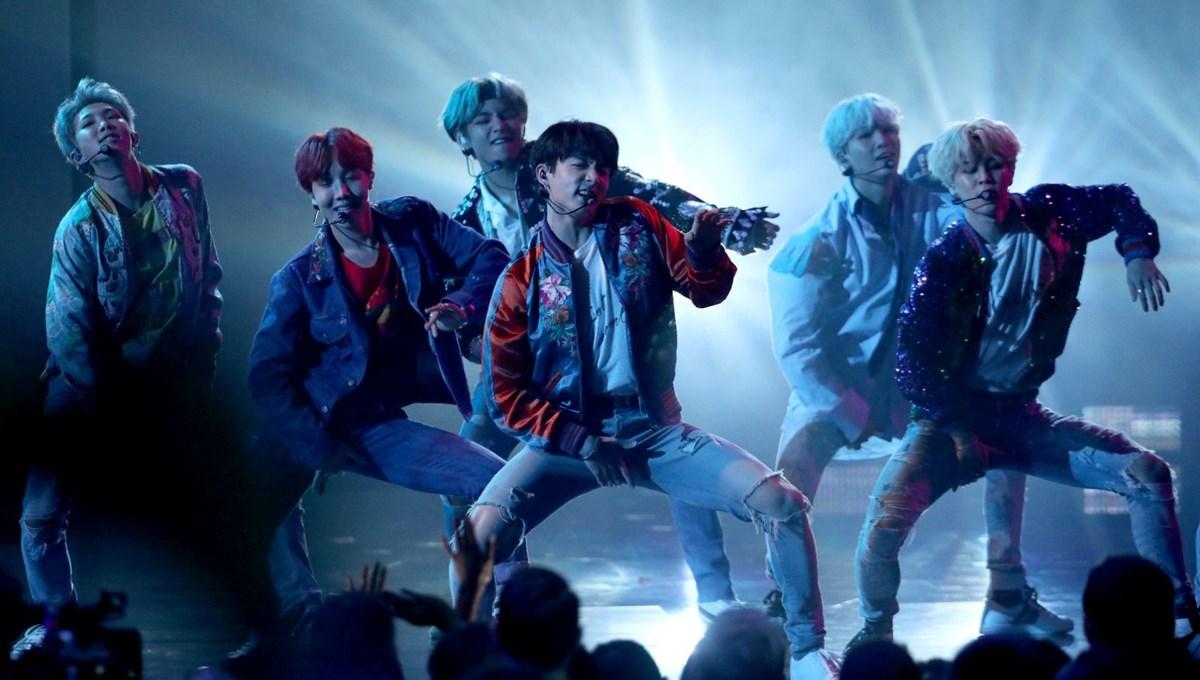 BTS'ten RM: İngilizceyi Friends'ten öğrendim