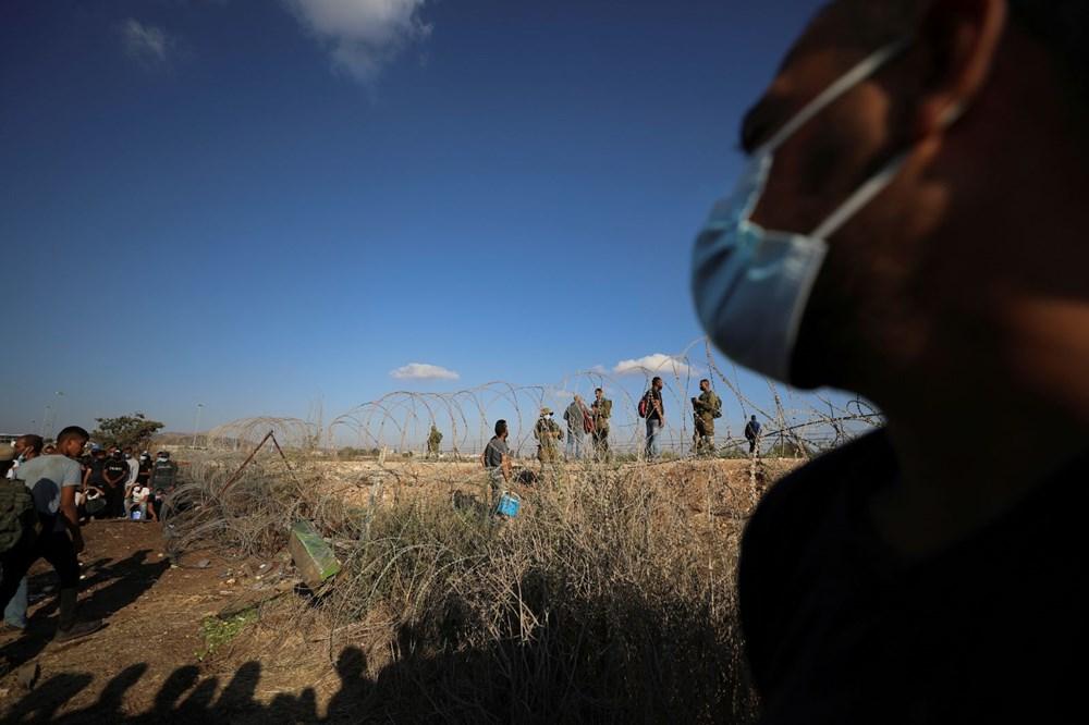 Intervensi keras dari tentara Israel ke Palestina - 3