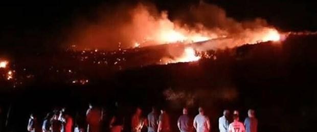 KKTC'de patlama ile ilgili görsel sonucu