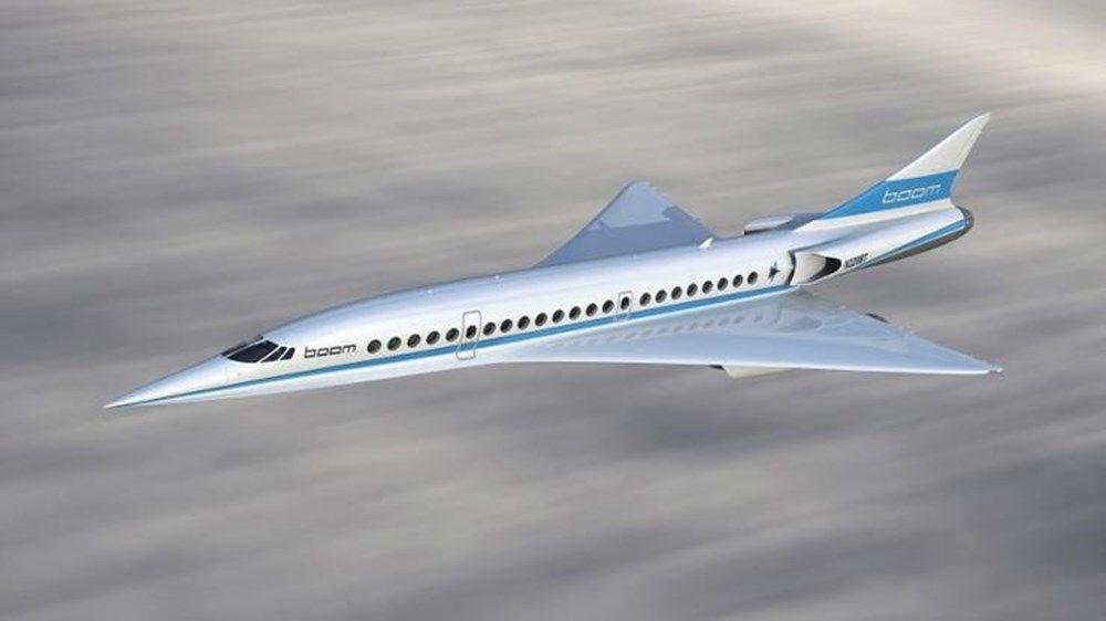 'Concorde'un varisi' için imzalar atıldı (9 saatlik yolculuk 3.5 saate inecek) - 2