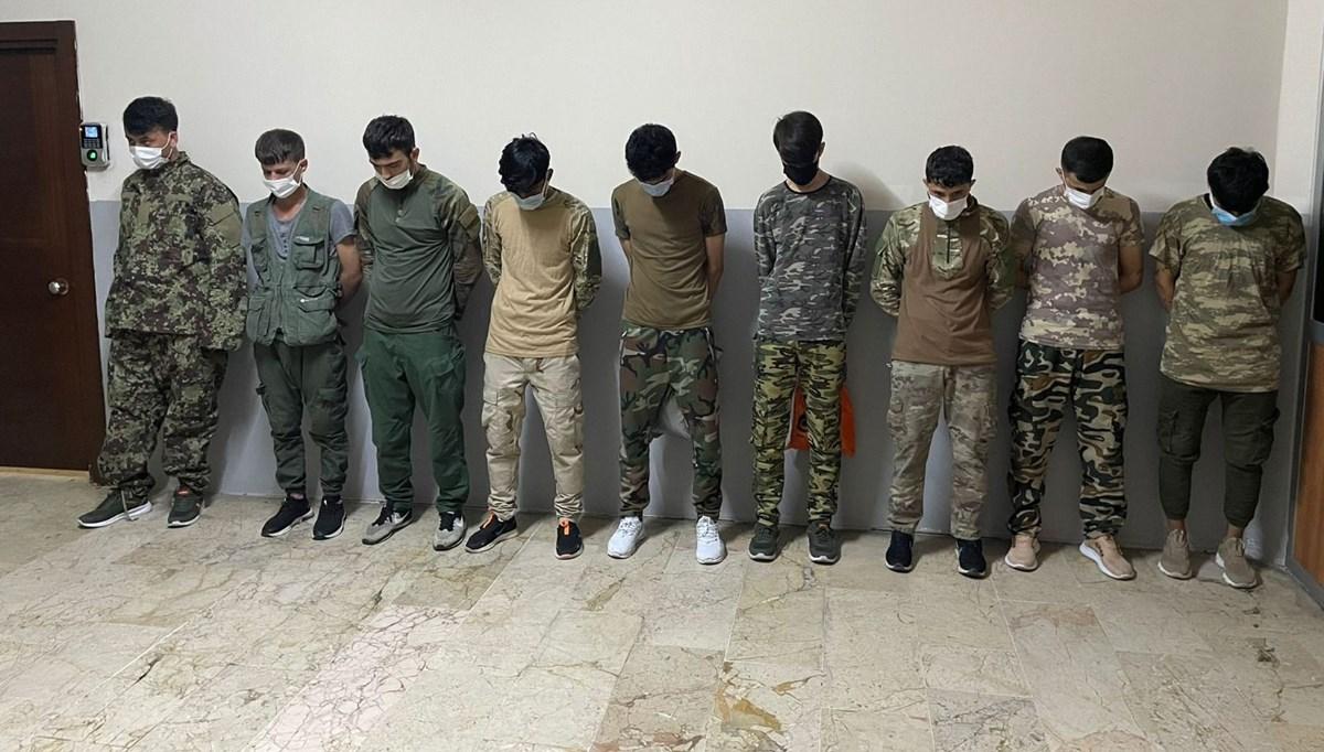 Zeytinburnu Sahili'ndeki asker kamuflajlı Afganlar için karar