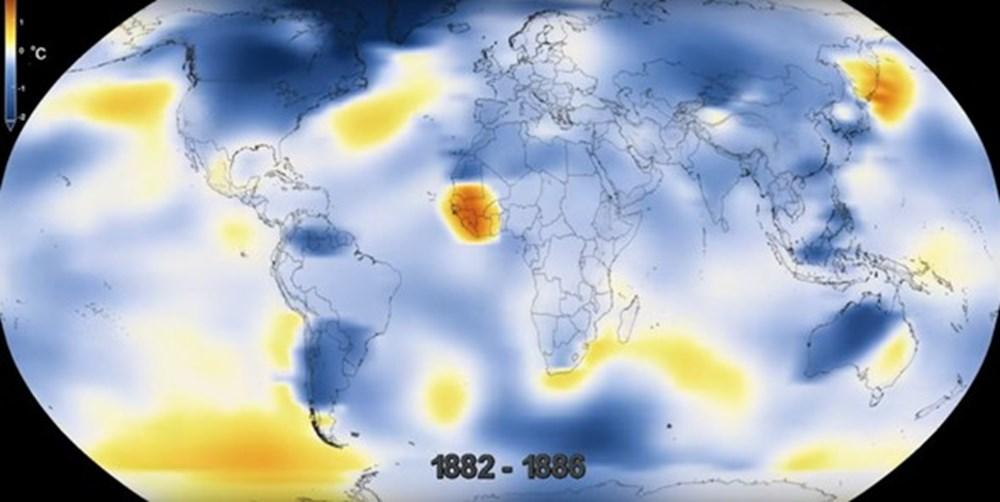 Dünya 'ölümcül' zirveye yaklaşıyor (Bilim insanları tarih verdi) - 11