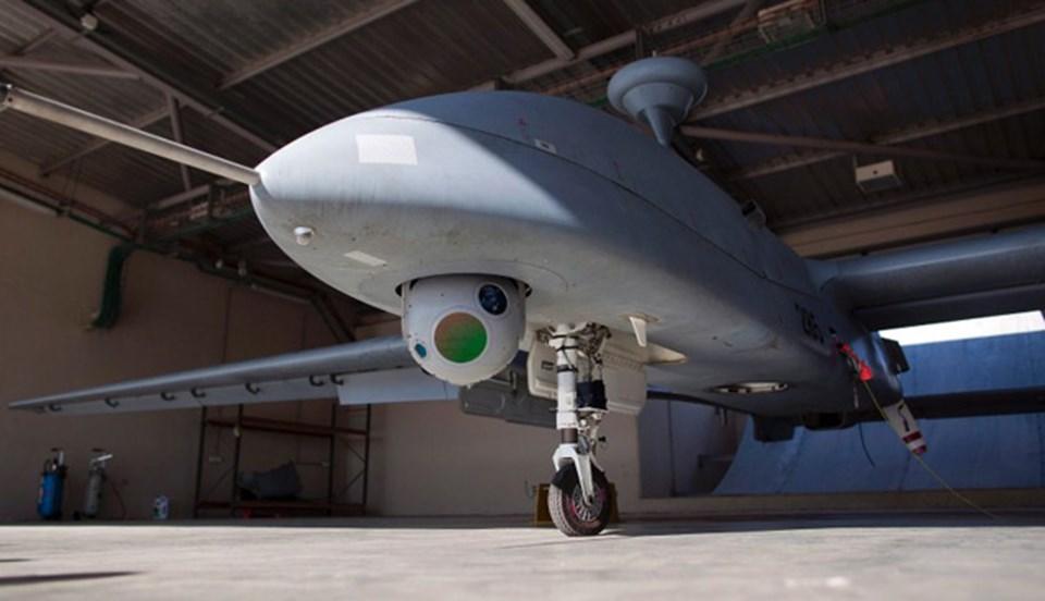 İnsansız hava aracı ihracatında İsrail lider.