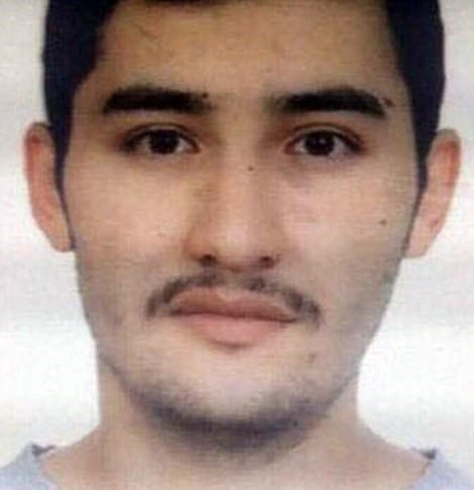 Rus basınında yayınlanan bu fotoğraftaki kişinin Akbarcan Celilov olduğu ileri sürüldü.