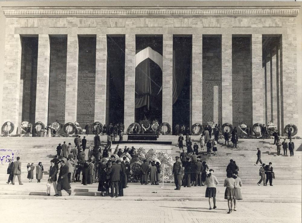 Mustafa Kemal Atatürk'ün ebediyete intikalinin 82. yılı (10 Kasım 1938) - 4