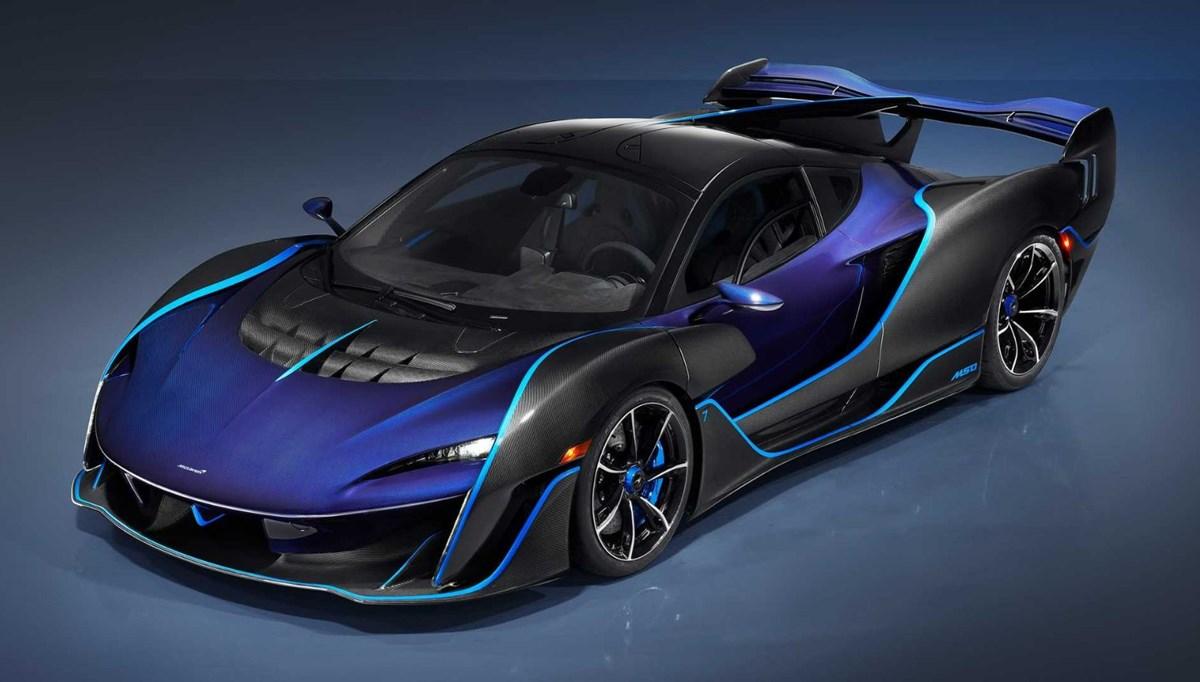 Sızıntıların ardından tanıtım geldi: McLaren Sabre