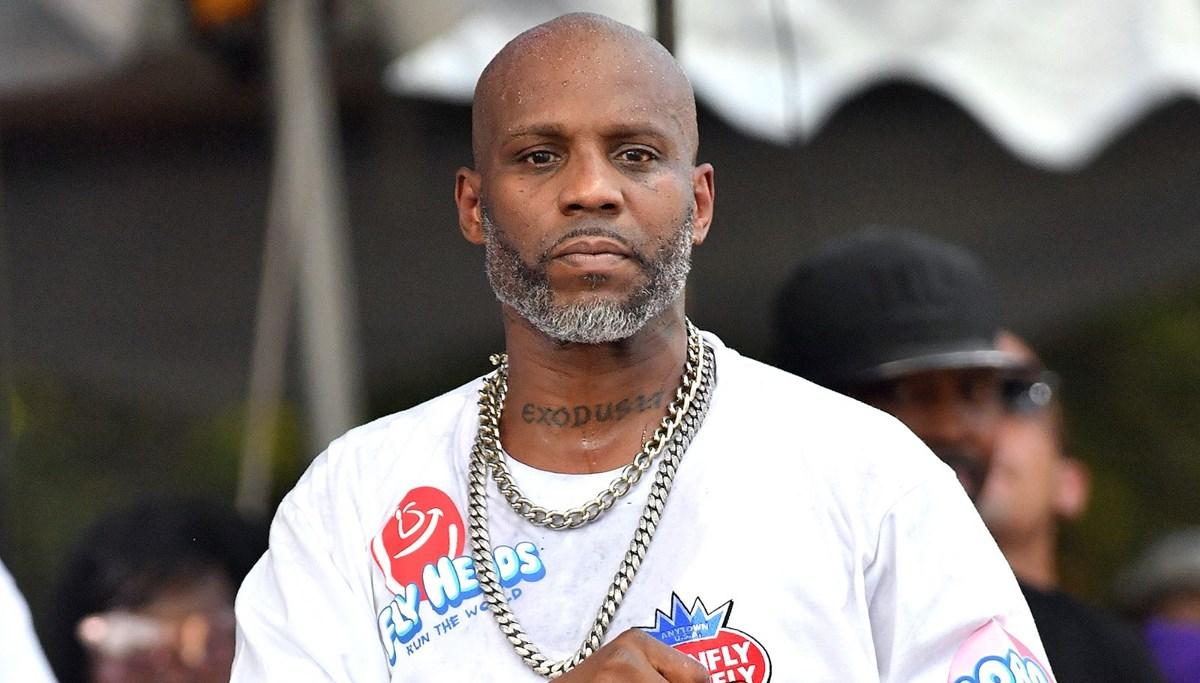 Amerikalı rapçi DMX hayatını kaybetti