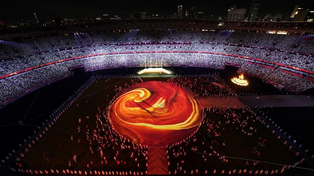 2020 Tokyo Olimpiyat Oyunları, resmen sona erdi (Türkiye, olimpiyat rekorunu kırdı) - 3