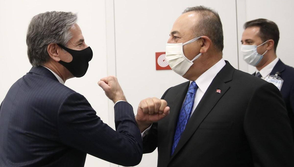 LAST MINUTE: Foreign Minister Çavuşoğlu met with his US counterpart
