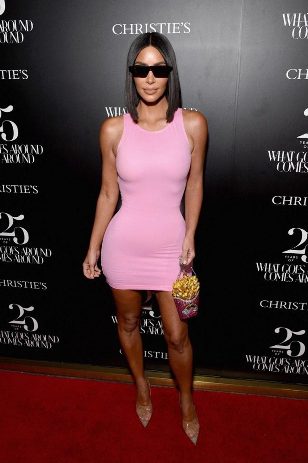 Kim Kardashian'a elmas yüzük ve doğum kontrol hapıyla taciz - 6