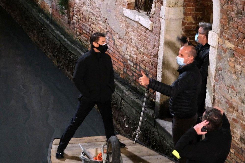 Tom Cruise Görevimiz Tehlike 7'nin çekimleri için Covid-19'a karşı güvenli stüdyo yaptırdı - 5