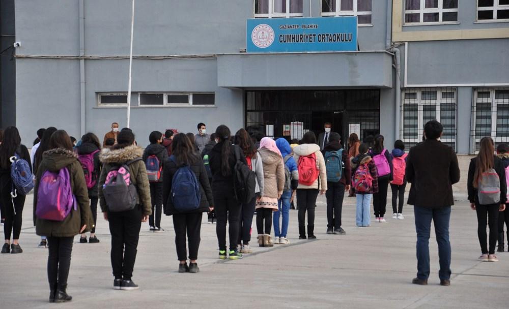 Türkiye'nin kontrollü normalleşme dönemi: Yüz yüze eğitim başladı - 15