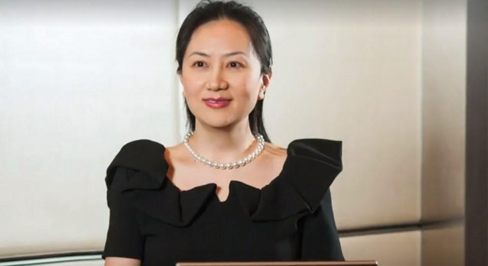 Huawei'nin sahibinin kızı ve Mali İşler Direktörü (CFO) Meng Wanzhou