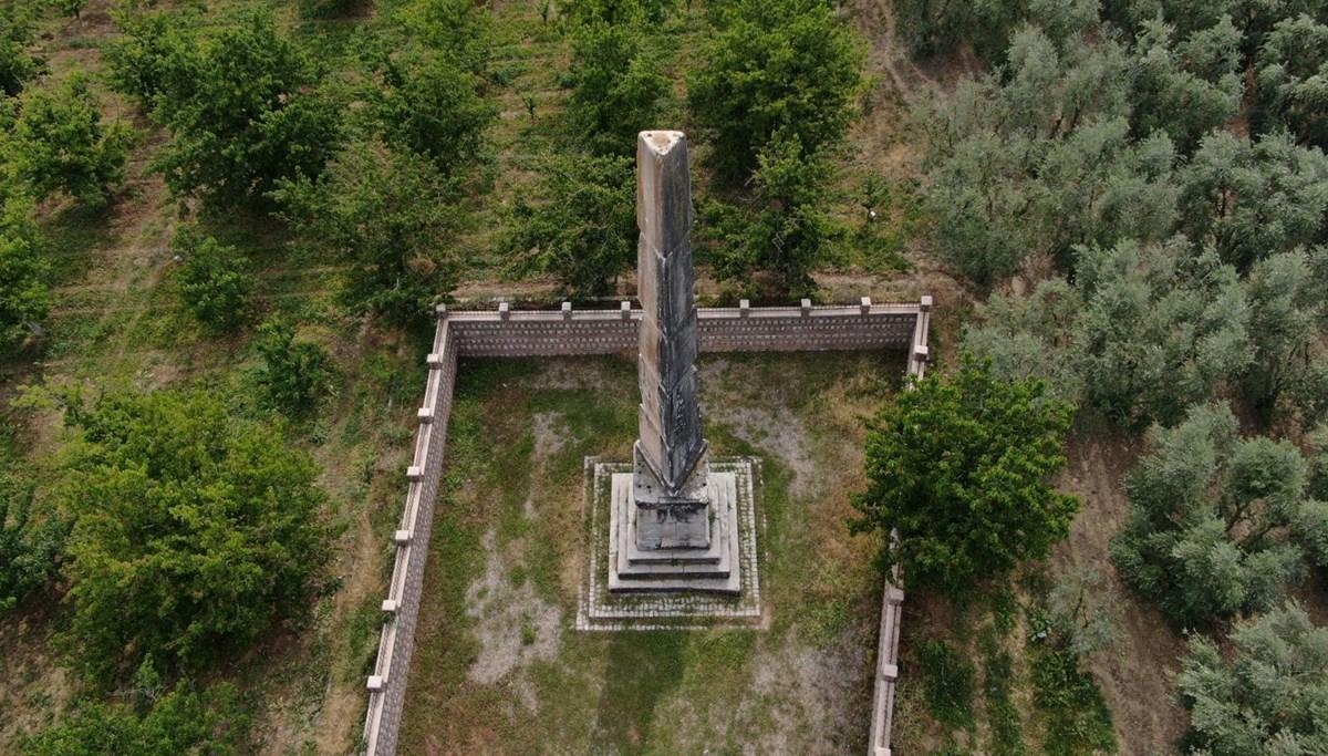 Roma'ya ait 2 bin yıllık anıt: Akslepiodotos'un oğlu Philis burada yatıyor