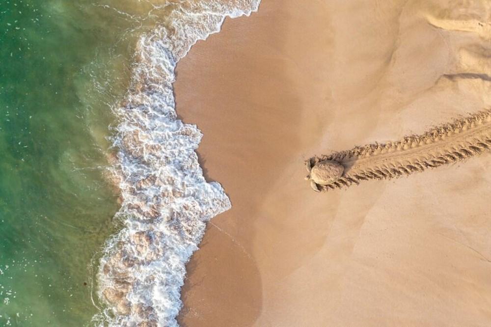 2021'in en iyi drone fotoğrafları - 5