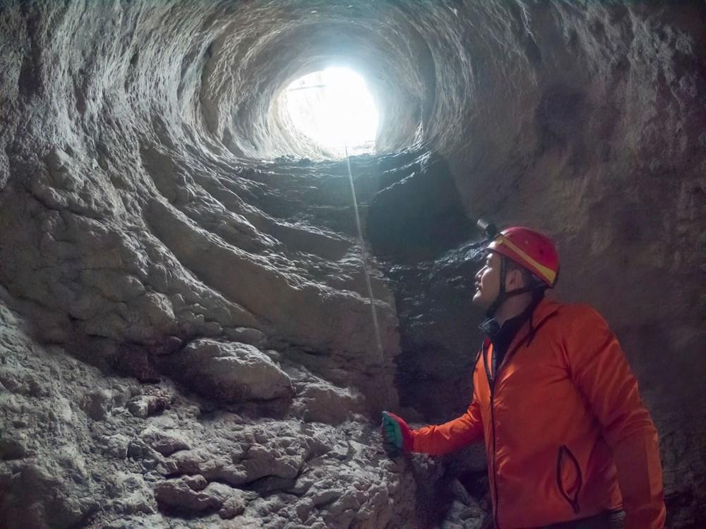 Karabük Safranbolu'da 2 bin 500 yıllık gizli geçit keşfedildi - 7