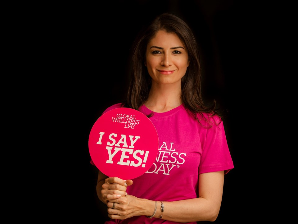 Global Wellness Day kurucusu Belgin Aksoy