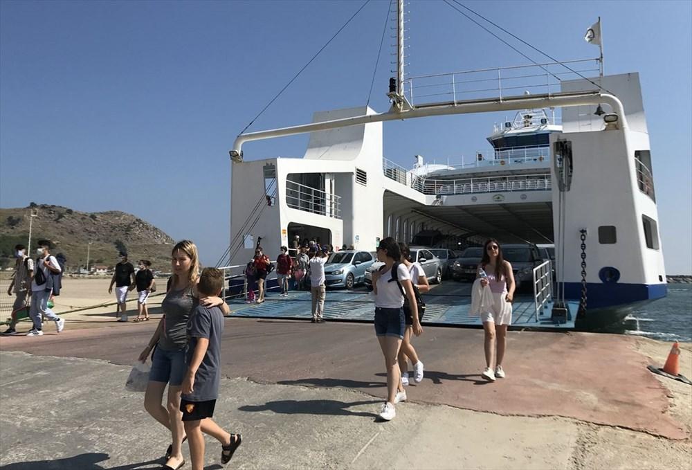 Kuzey Ege'nin adaları bayram tatilini yüzde 100 dolulukla geçirecek - 13