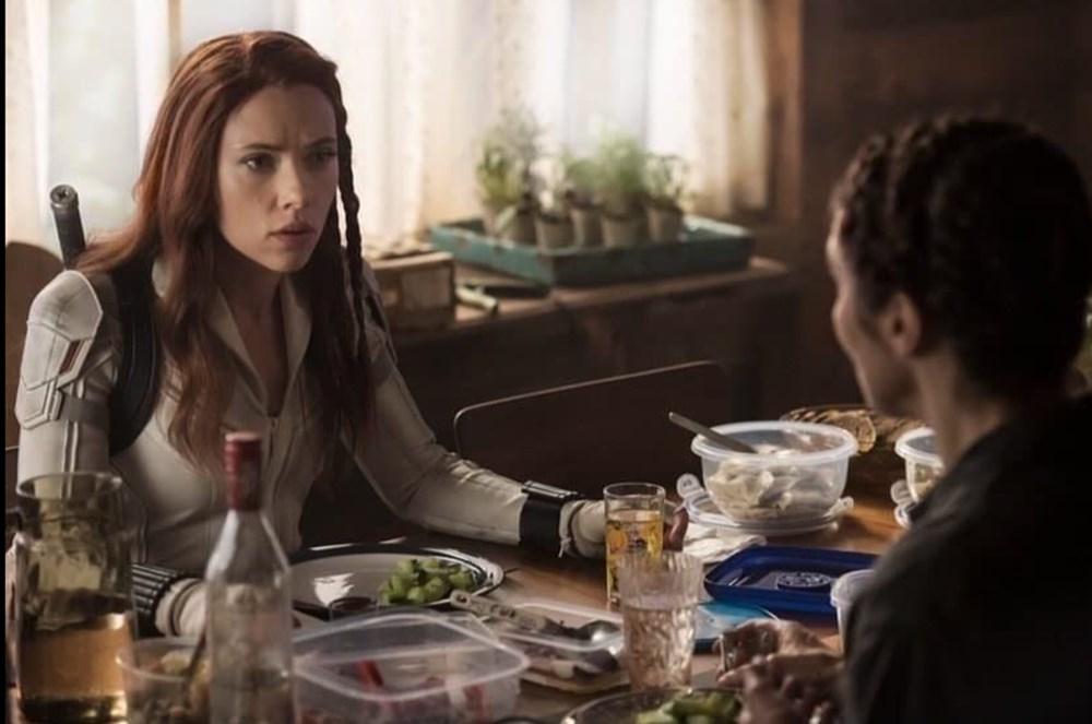 Black Widow (Kara Dul) pandemi rekorunu kırdı - 5