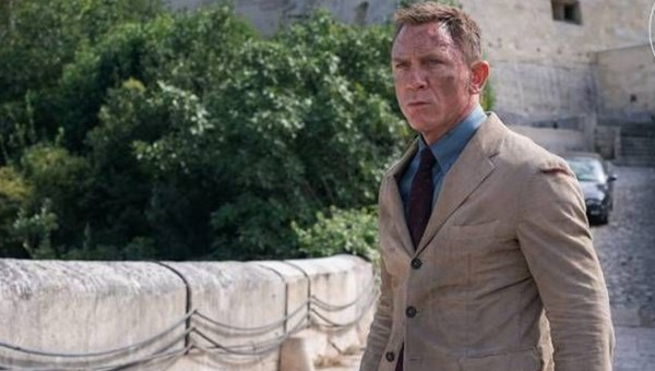 <div>James Bond filmi No Time to Die'dan yeni fotoğraflar</div>