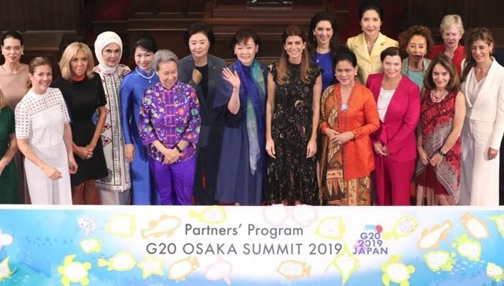 Emine Erdoğan'dan G20 Liderler Zirvesi'nde 'Sıfır Atık' mesajı