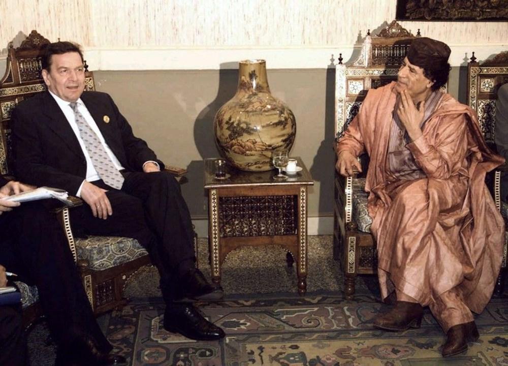 Muammer Kaddafi'nin ölümünün üzerinden 9 yıl geçti - 2