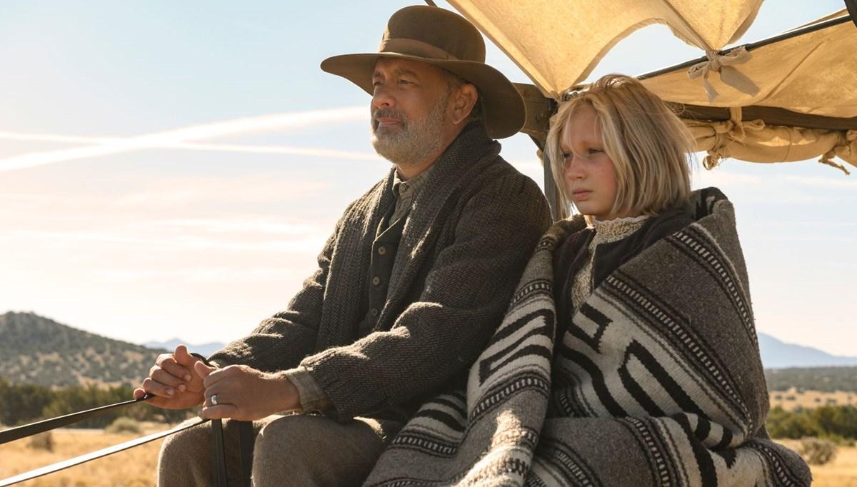 12 yaşındaki oyuncu Helena Zengel'den Tom Hanks'e övgü: Duygusallaşmam gereken her sahnede ağladı