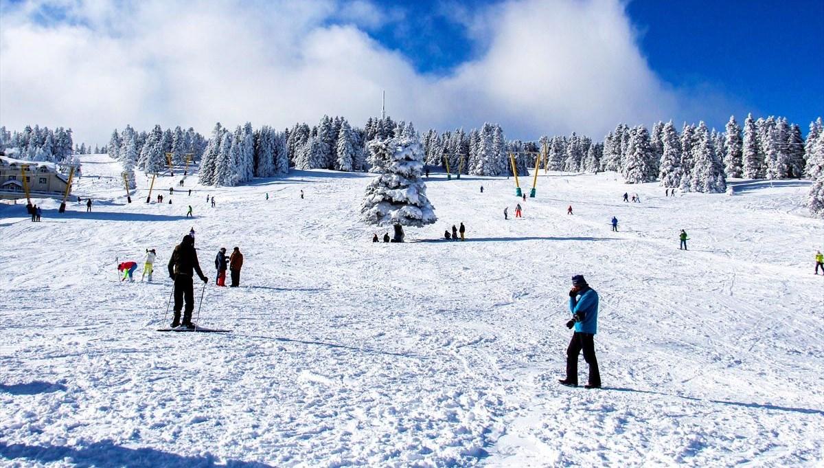 Kış turizminin merkezi Uludağ yeni sezona hazır! 15 Aralık'ta açılıyor