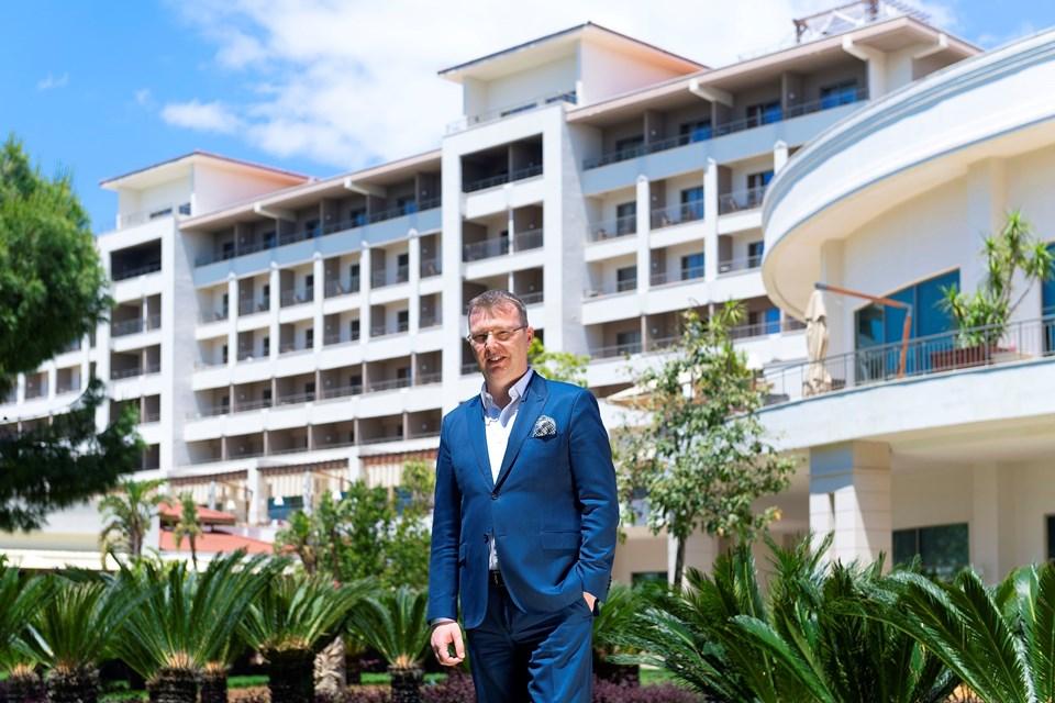 Ela Quality Resort Genel Müdürü Ufuk Gezgin