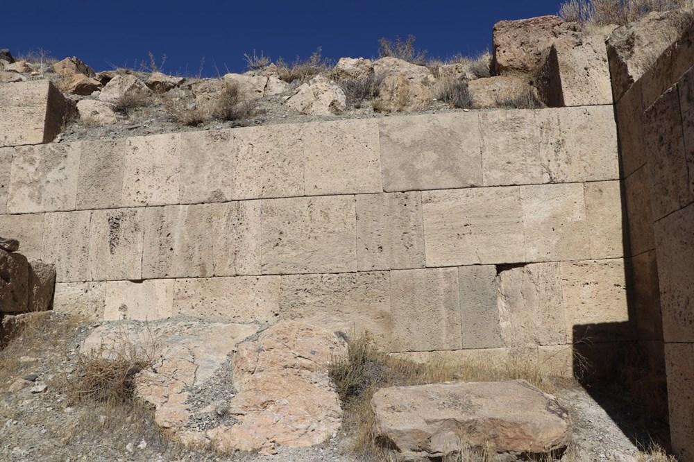 Urartuların 2 bin 750 yıl önce deprem önlemi aldığı belirlendi - 5