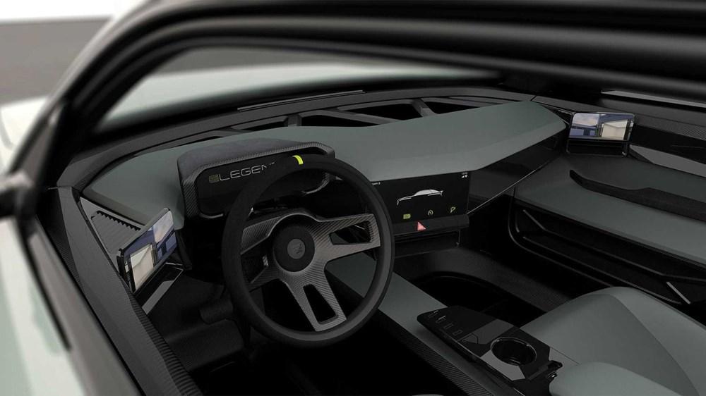 Audi Quattro S1 elektriklenerek dönüyor - 4