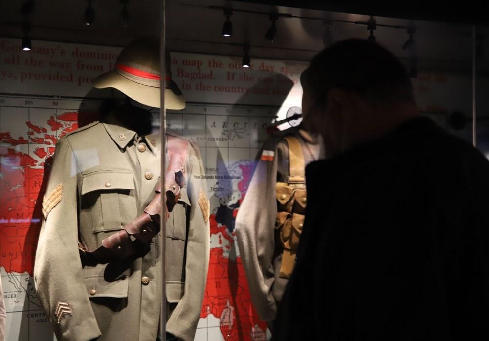 Çanakkale Savaşları Mobil Müzesi'nin 40'ıncı durağı Elazığ oldu - 2