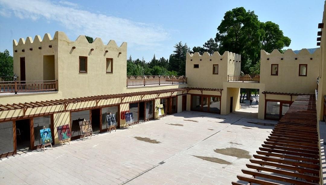 3500 yıllık Hitit yaşamı, Hattuşa'da kurulan köyle yeniden canlandırıldı