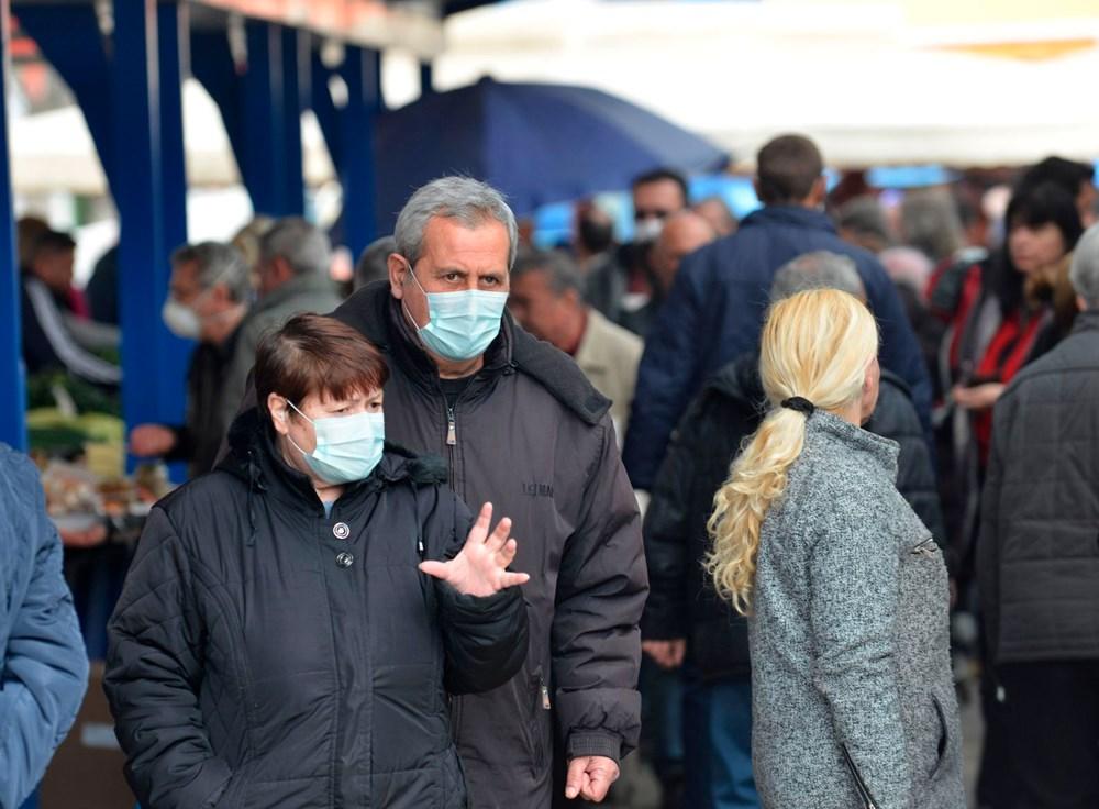 Corona virüs aşısı olan insanlar maske takmaya devam edecek - 7