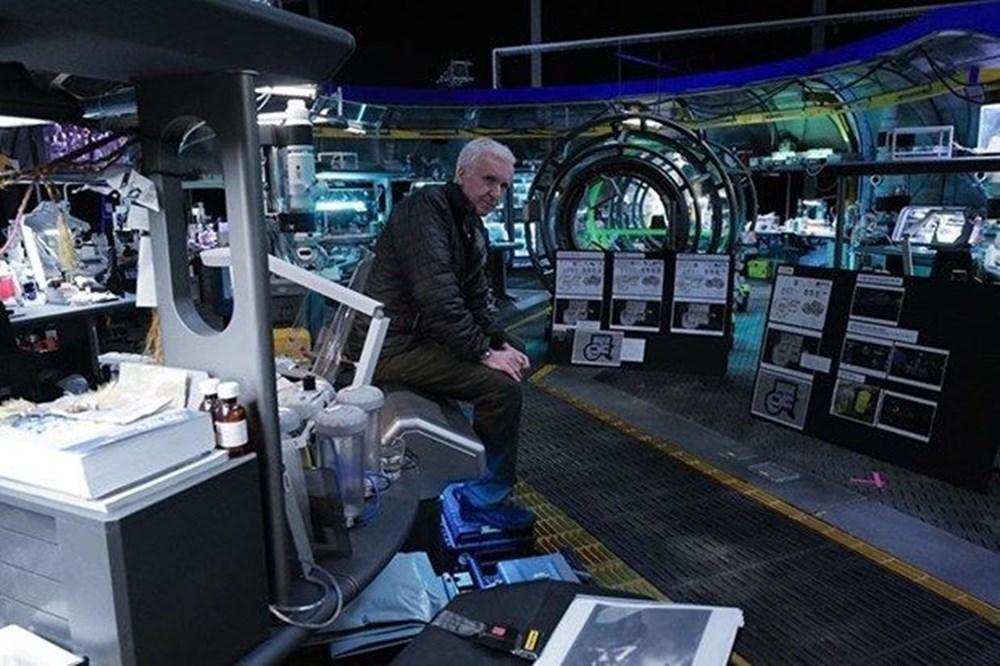 James Cameron: Avatar 2'nin çekimleri bitti - 2