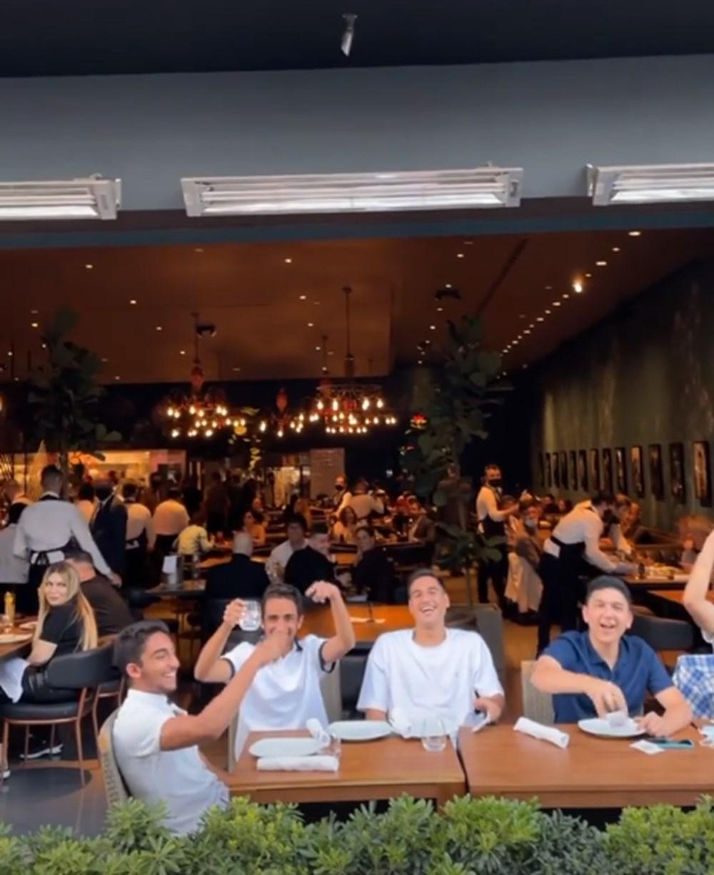 Nusret Amerika'daki beşinci restoranını Beverly Hills'te açtı - 4