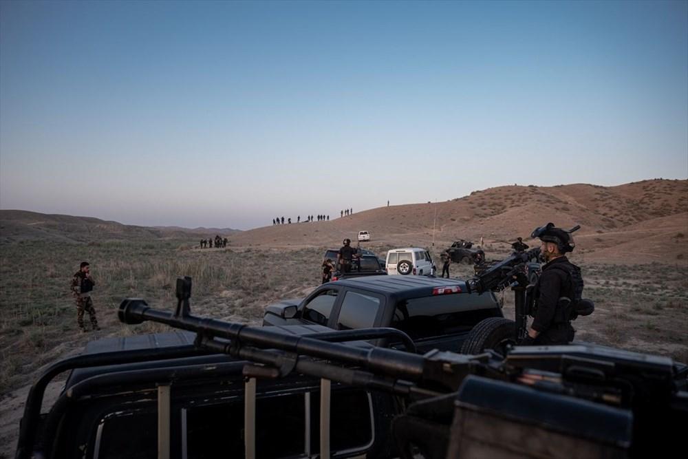 Irak'ta DAEŞ'e yönelik operasyon başlatıldı - 9