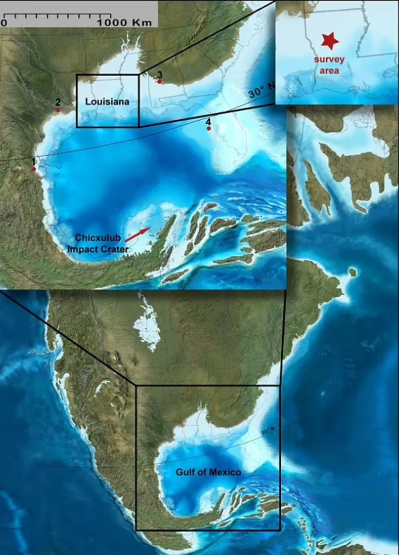 Dinozorları yok eden asteroidin oluşturduğu dev tsunaminin dalgaları 66 milyon yıl sonra ilk kez görüntülendi - 2