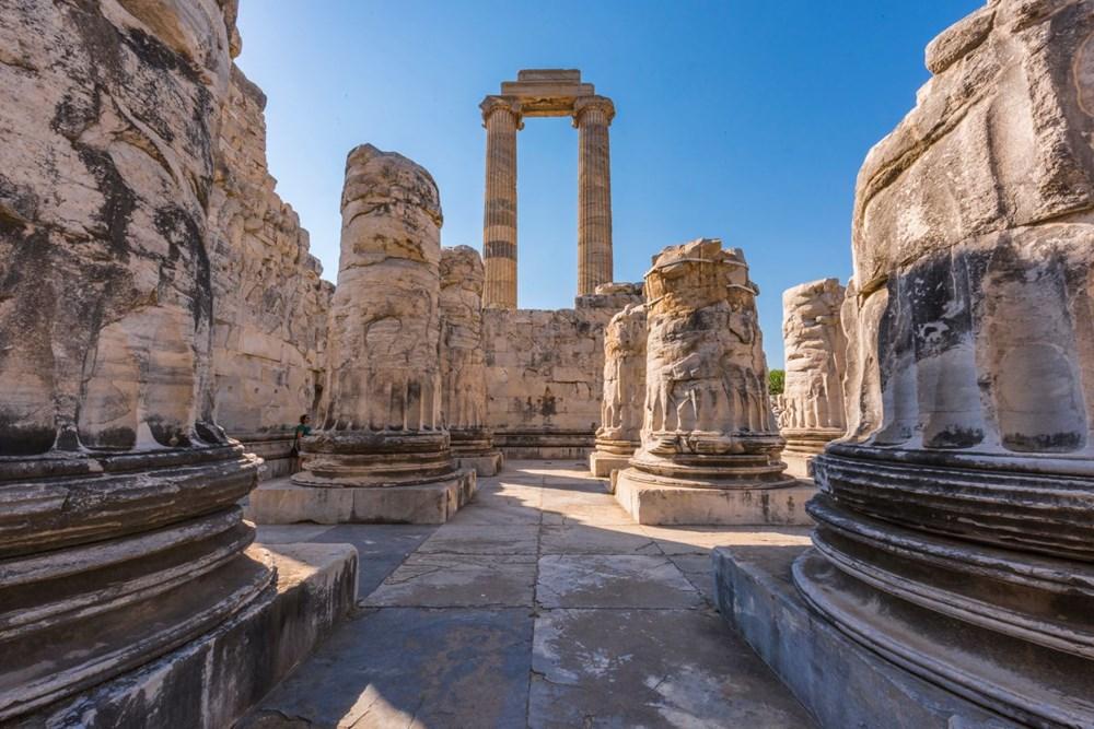 Türkiye'nin 7 bölgesinin tarihi cennetleri - 4