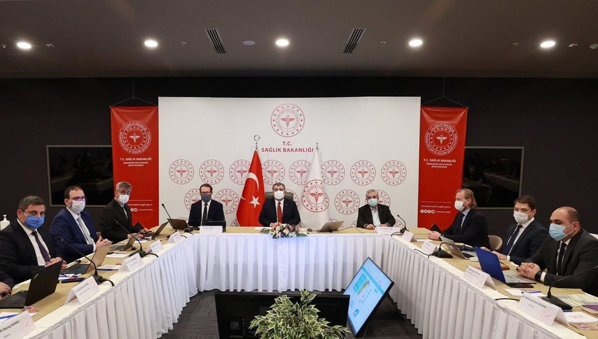 Sağlık Bakanı Koca: İstanbul'da vaka sayılarında yaklaşık yüzde 20 düşüş oldu