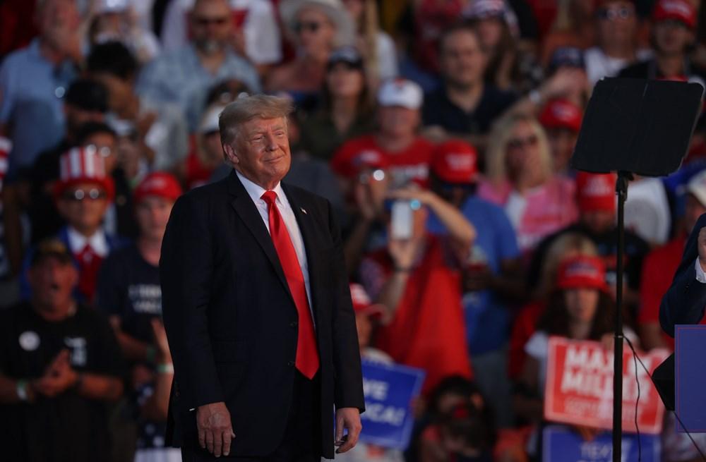 Donald Trump meydanlara döndü: Amerika'yı geri alacağız ve bunu yakında yapacağız - 8